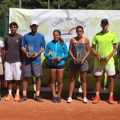 Marzal y Alcaraz ganan el VI Open Ciudad de Benicassim