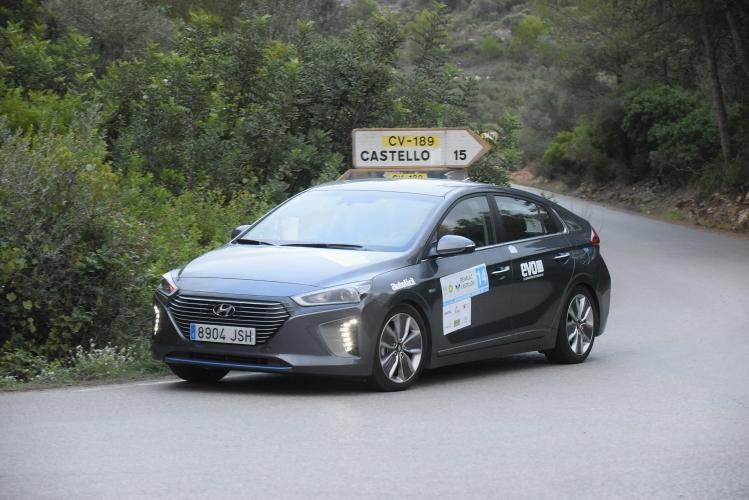 Éxito del Eco Rallye sin hacer ruido