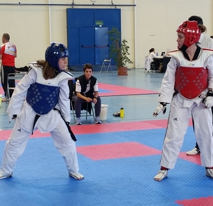 Buena actuación de los provinciales en el XII Open de Taekwondo Ciudad de Benicàssim