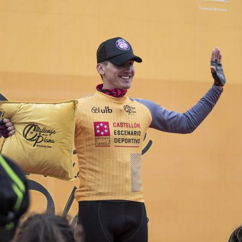 Felix Casañs líder de la Challenge de la Plana