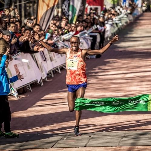 Kiplimo y Teshome se imponen en la VIII Marató BP Castelló