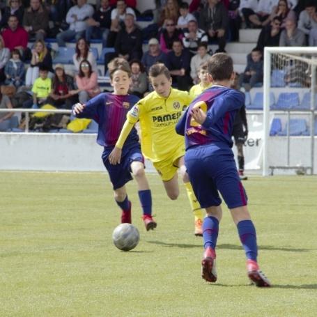 El FC Barcelona se lleva el Trofeo Internacional Fallas Ciudad de Burriana