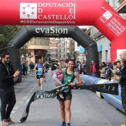 Simao y Hervás se imponen en el 10K Ciutat de Borriana