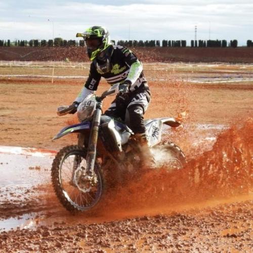 Sobre ruedas el Campeonato de España de Enduro en La Pobla Tornesa