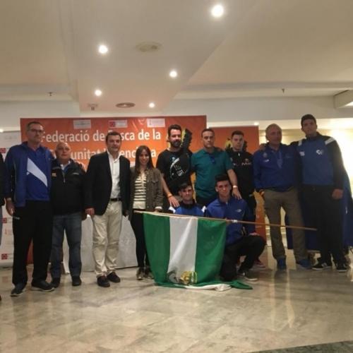 La pareja valenciana gana su pasaporte al Campeonato del Mundo Mar-Costa