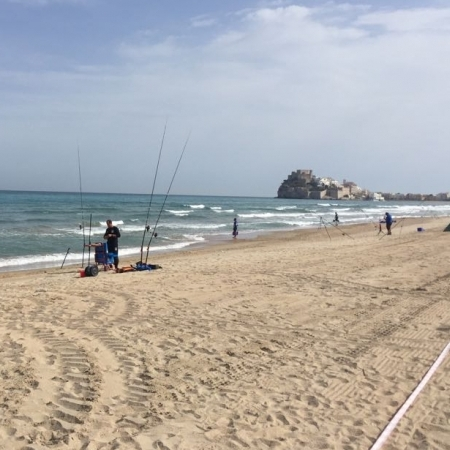 Peñíscola sede del Campeonato del Mundo de pesca Mar-Costa