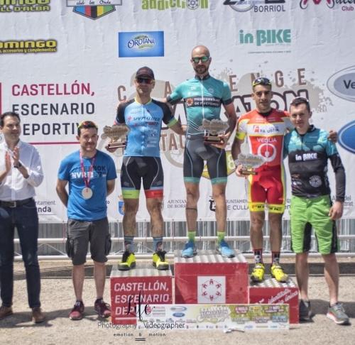 Eric Gil sigue con sus buenos resultados en el circuito XC Maratón