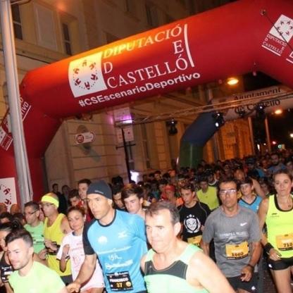 Las carreras populares de la Diputación siguen su camino en Castellón