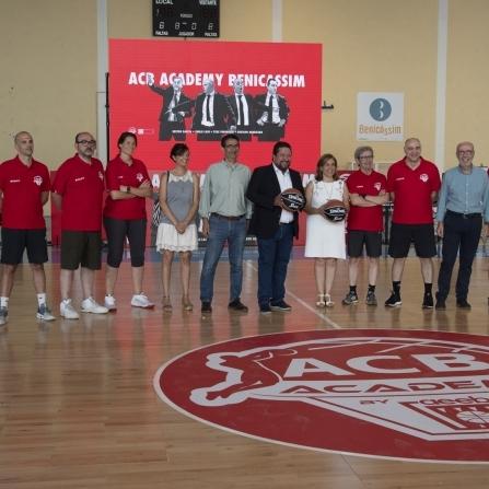 #CSEscenarioDeportivo acoge a la ACB Academy by AEEB con cuatro entrenadores de lujo