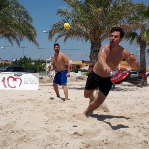 Almassora tomó el relevo del Circuito de Tenis Playa