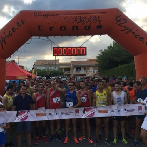 Fin del Circuito 5K cada vez más mujeres en Almassora