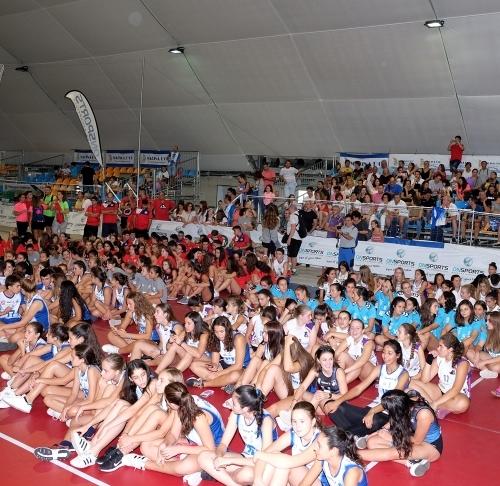 Torneo Pablo Herrera, un torneo donde gana el voleibol
