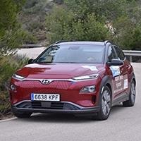 El V Eco Rallye de la Comunitat Valenciana llega a la meta en las carreteras de nuestra provincia.