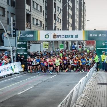 Fin de semana marcado por el Marató de Castelló