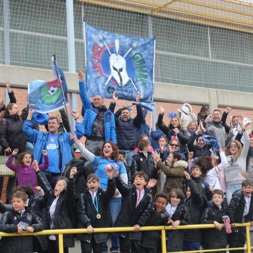 #CSEscenarioDeportivo se llena de fútbol con los torneos de Castellón y Onda