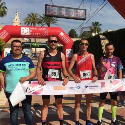 'Castellón Escenario Deportivo' corriendo y a la montaña