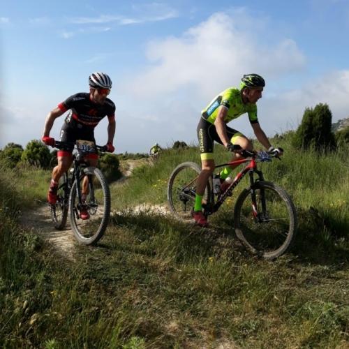 El Circuito BTT Muntanyes de Castelló continua en Rosildos