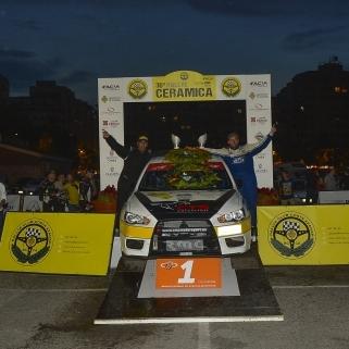 Éxito del Rallye de la Cerámica