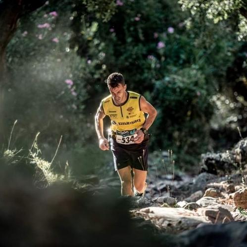 Trail de Eslida marcado por el calor