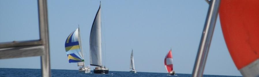 BEL-AMI guanya en una regata bonica i ràpida en Vinaròs-Benicarló