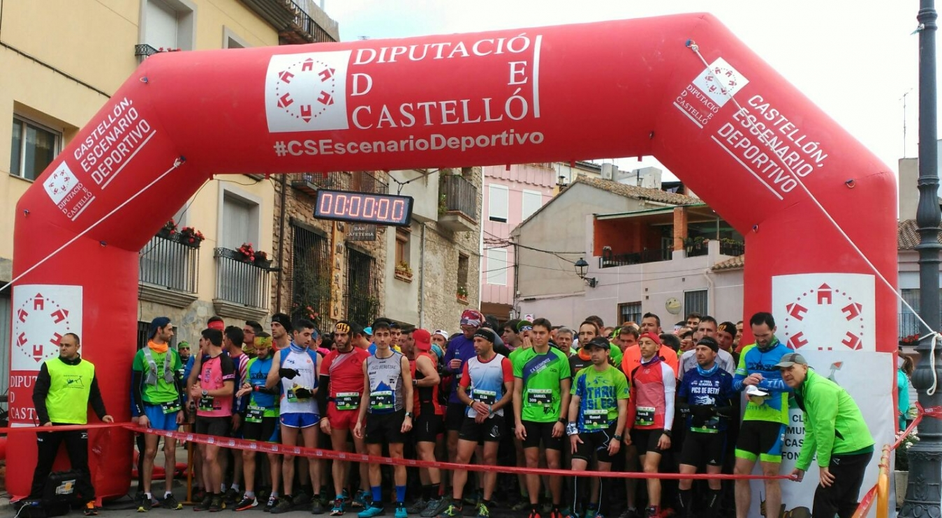 """Alfondeguilla fue el centro del """"Circuit de Muntanyes de Castelló"""""""