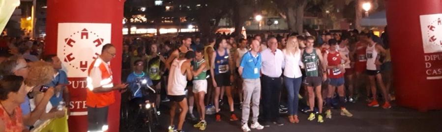 La noche de Oropesa se llena de runners con el 10K