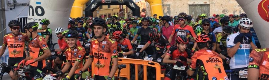 El Circuito BTT Muntanyes de Castelló vuelve a pedalear en Cabanes