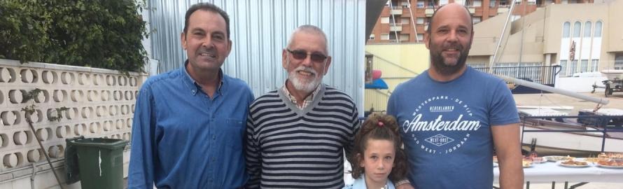 El Club Náutico de Vinaròs inaugura la temporada de pesca