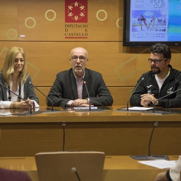 La Diputación hará de Oropesa del Mar la capital mundial del patinaje este fin de semana