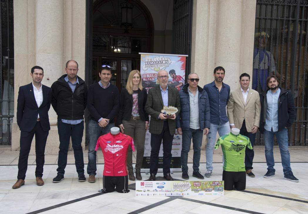 La Diputación inicia este fin de semana su consolidado circuito de maratones de BTT c