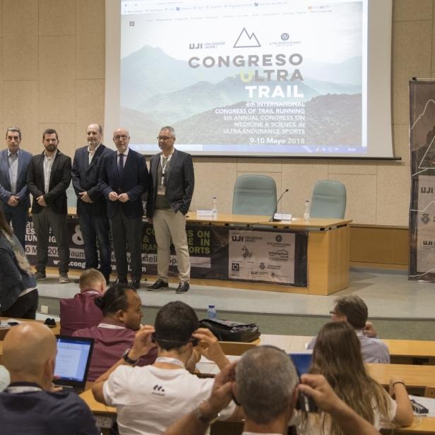 La Diputación posiciona Castellón Escenario Deportivo en el Congreso de Ultra Trail
