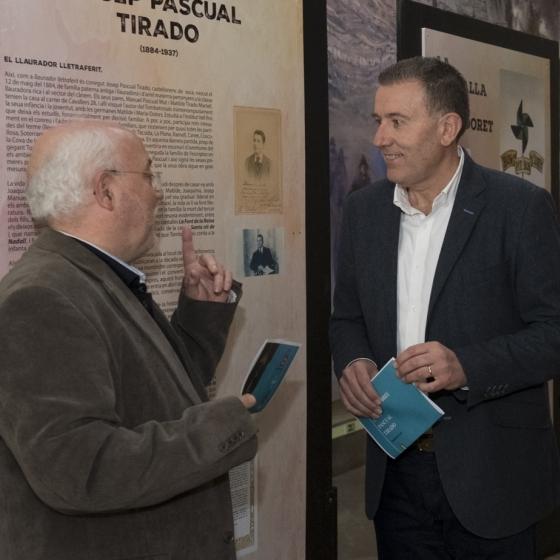 La Diputación promociona la literatura valenciana con el Premi de Narrativa Josep Pascual Tirado