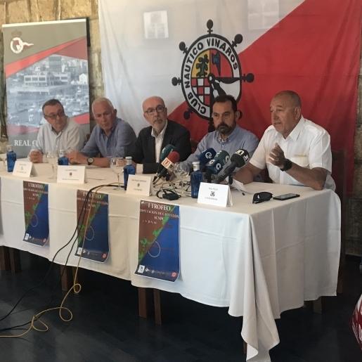 Presentamos el I Trofeo Diputación de Castellón