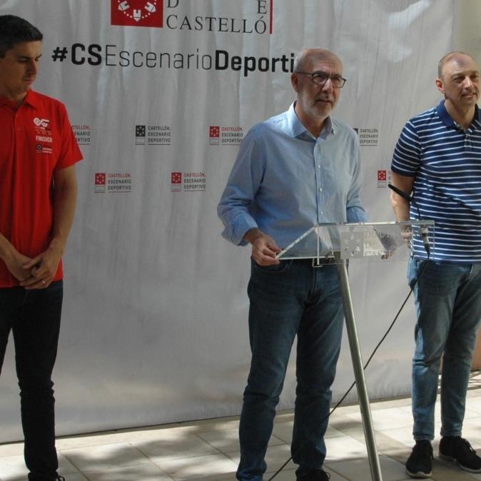 La Diputación consolida el Triatlón de Almassora con Castellón Escenario Deportivo