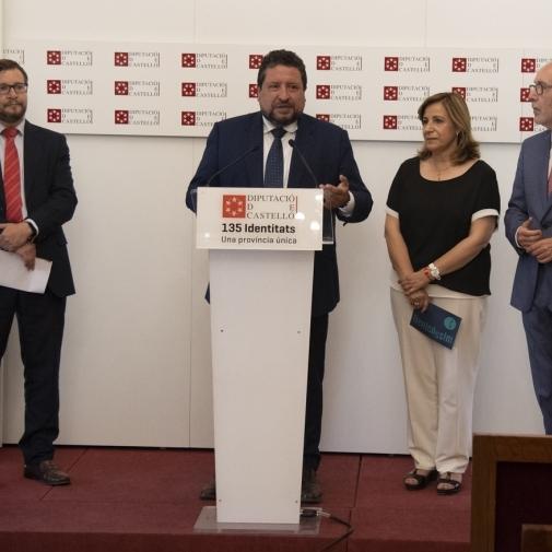 La Diputación y la ACB convierten la provincia en sede mundial del baloncesto