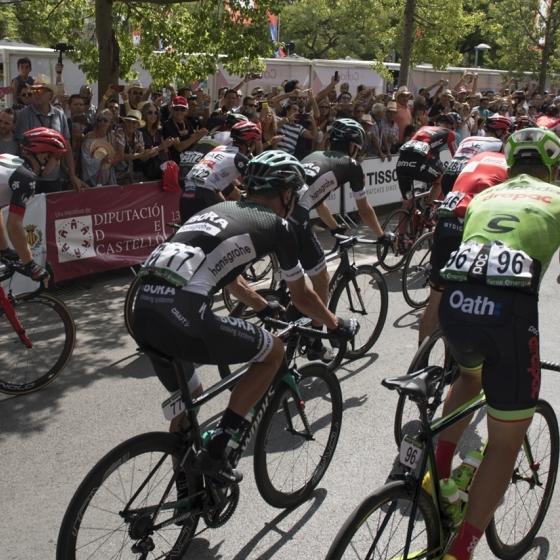 Las estrellas del ciclismo español estarán en el Campeonato de España