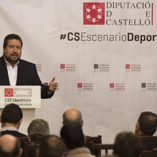 Diputación ayuda a 35 clubes y 47 deportistas de la provincia a mantenerse en la élite