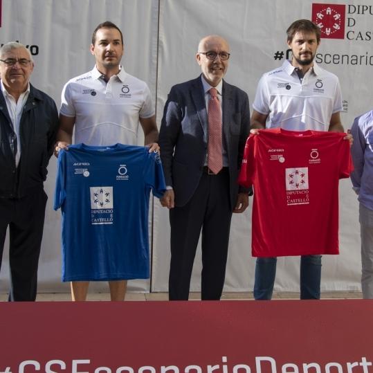 El X Trofeu Diputación de Castelló de Pilota finaliza el viernes en Vila-real