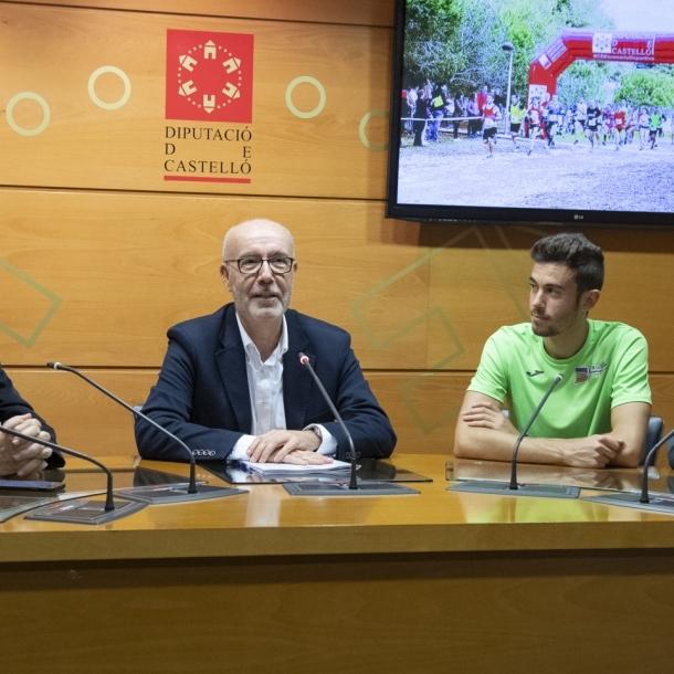 Diputación consolida el III Circuito Provincial de Cross