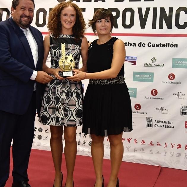 Moliner refuerza Castellón como mejor escenario deportivo en la XXII Gala de Deporte Provincial