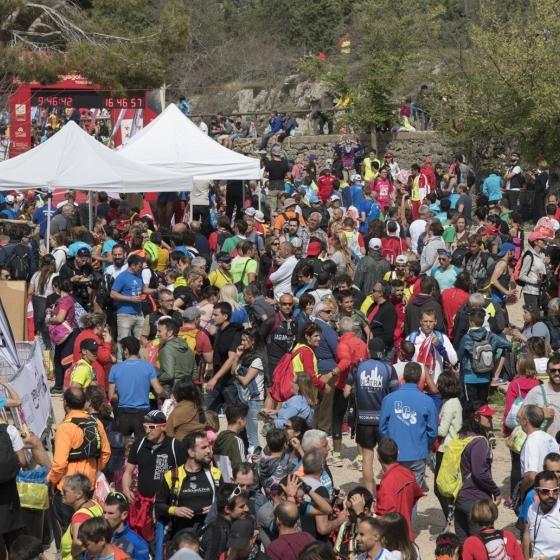 Les més de 4.700 preinscripcions a la Penyagolosa Trails reforcen l'impacte turístic
