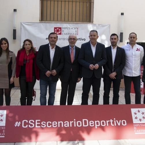 La Diputación presenta la nueva carrera Territorio Templario Run & Bike