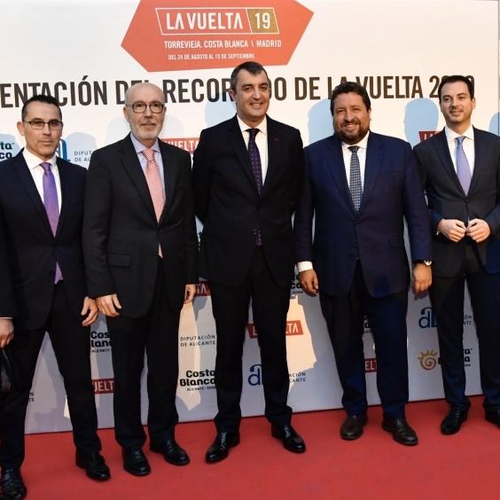 La Diputación volverá a traer La Vuelta a la provincia