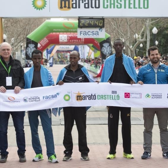 Diputación impulsa el IX Marató BP de Castelló