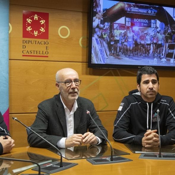 Diputación impulsa la Marató de Borriol (MABO)