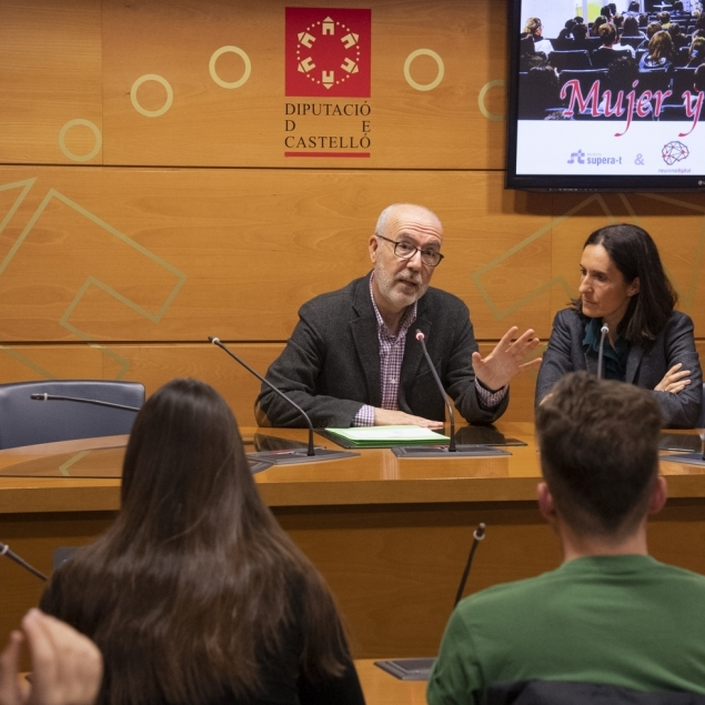 Diputación y Patricia Campos promoverán la igualdad a través del deporte