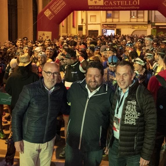 Diputación impulsa la Feria del Corredor como la mejor antesala a Penyagolosa Trails