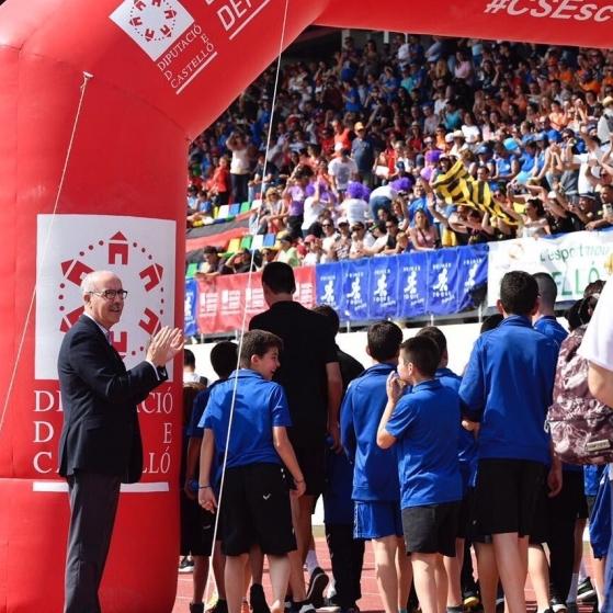 Diputación trae a la provincia más de 3.000 deportistas este fin de semana