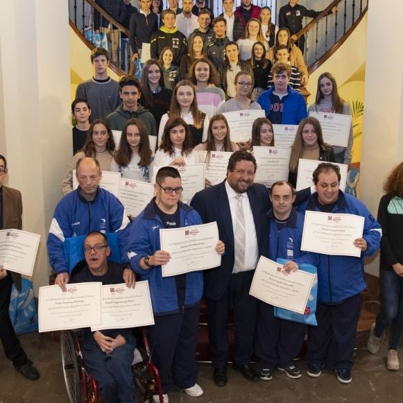 Diputación impulsa la actividad de los mejores deportistas de la provincia