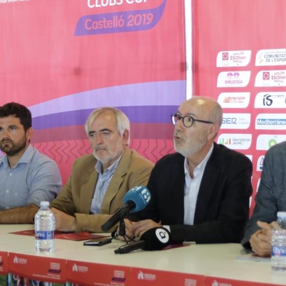 Diputación impulsa el Campeonato de Europa de Atletismo